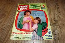 Funk Uhr Nr.23/1979   Vicky Leandros Manfed Krug./ uvm /Tv prg 9-15 Juni