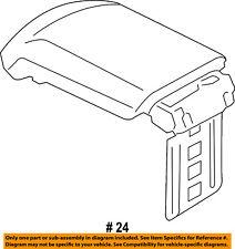 FORD OEM 14-16 Fiesta Center Console-Armrest Lid Cover Top Assy C1BZ5806024AF