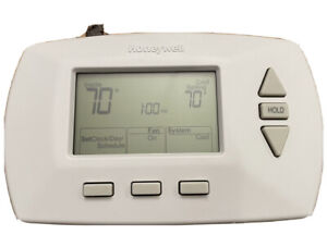 Used Honeywell 5-2 Day Programmable Thermostat RTH6350D1000
