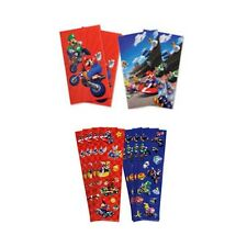 8 Super Mario Kart Party Favor Notepads & Sticker Sheets