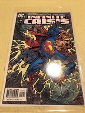 Infinite Crisis 5, DC 2006, Jaime Reyes, Blue Beetle Hot Comic CGC It Marvel