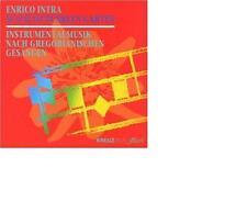 Enrico INTRA-sveglio nel buio GIARDINO strumentale musica dopo gregoriano