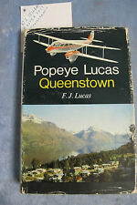 signed copy Popeye Lucas Queenstown - F J Lucas OzSellerCombinePost!