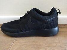 Nike Roshe One womens trainers sneakers 511881 026 black uk 5.5 eu 38.5 us 8 NEW