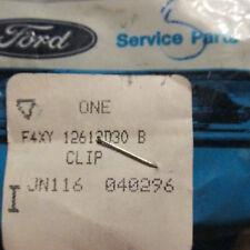NOS 1994 - 1998 MERCURY VILLAGER REAR SEAT BELT PLUG CLIP ASBY F4XY-12613D30-B