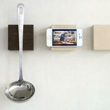 Magnetic wood key chain holder , IPHONE holder