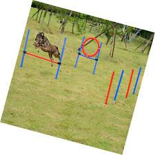 PawHut Dog Agility Training Supplies