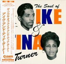 IKE & TINA TURNER-THE SOUL OF IKE & TINA TURNER-JAPAN MINI LP CD BONUS TRACK C94