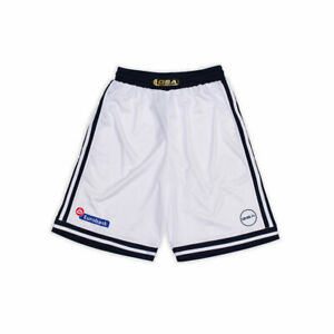 Greece National Basketball Team Hellas White Shorts Anniversary Size L New