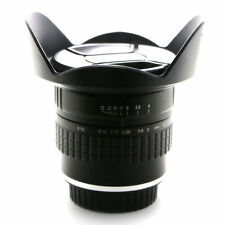 Jintu 14mm f/4.0 Micro fish eye Lens F Canon EOS 550D 750D 6D 7D 5DII 70D Camera