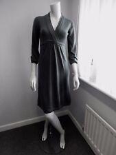 ex BODEN pure merino wool V neck knitted dress UK Size 20/22 Long NEW (UK 20L)