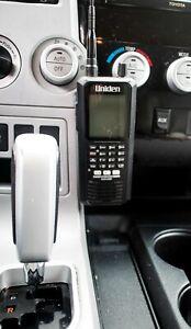 Dash Mount For Uniden SDS100 and BCD436HP Scanner