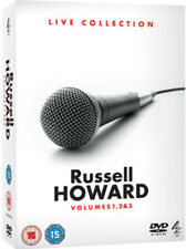 Russell Howard: Live Collection - Volumes 1, 2 and 3 DVD (2011) Russell Howard