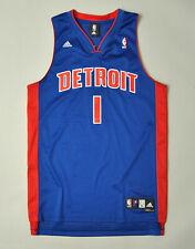 NBA SHIRT ADIDAS DETROIT PISTONS No.1 BILLUPS SIZE XL