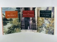 J. R. R. Tolkien the Hobbit and the Lord of the Rings Books 1 & 2 Pb's
