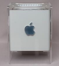 Apple PowerMac G4 Cube 450Mhz 64MB RAM 20GB HDD 16MB Rage 128 AirPort *WORKING*