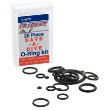 Scuba Diving Repair Spare Replacement Save-a-Dive 20 Piece O-Ring Kit