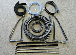 Dodge D & W Truck Weatherstrip Kit.