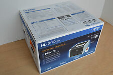Brand New Brother HL-3170CDW Wireless Color Laser Printer Auto Duplex w/ Toners