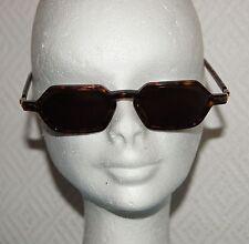 lunettes de soleil mixte COURREGES  vintage façon écaille