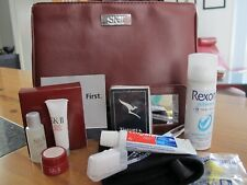 Qantas Airlines First Class Ladies Amenity ~by SK-II