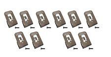 (10) N268241 DeWalt Belt Hook Clip N169778 N086039