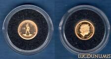 Le Colosse de Rhodes 1 $ dollar Iles Salomon OR Fin 585% Gold BE Emission 2013