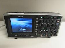 Teledyne LeCroy WaveAce 101 Digital Oscilloscopes, w/ 2 PP016, cal