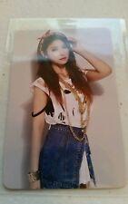 Kara gyuri summergic japan jp official photocard card Kpop K-pop
