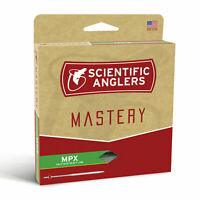 Scientific Anglers Mastery MPX Taper Floating WF Fly Line - All Sizes