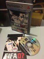 ❤️ Jeu Playstation 2 Ps2 Pal Fr FIFA Football 07