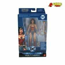 DC Multiverse Lex Luthor Wave 9 CNC Wonder Woman Figure (NM Sealed Package!)