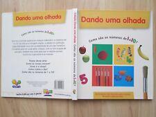 DANDO UMA OLHADA~Portuguese Children's Book~COMO SAO OS NUMEROS DE 1 A 10?~2006~