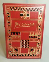 Franklin Library Picasso by Arianna Stassinopoulos Huffington SIGNED 1st Edition