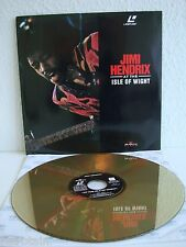 Jimi Hendrix at the Isle of Wight | Laserdisc PAL | LD: Gut | Cover: Gut | Musik