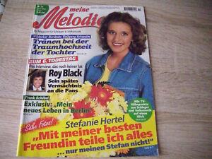 """Zeitschrift """"Meine Melodie"""", Nr. 10/Oktober 1997"""