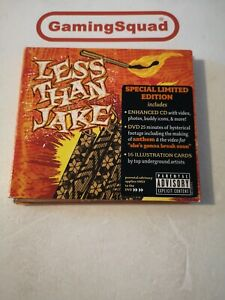 Less Than Jake, Anthem S.E CD, Supplied by Gaming Squad