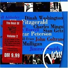 Verve Master Edition-Best of 2 (1999) Cannonball Adderley Quintet feat. J.. [CD]