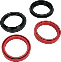 Fork and Dust Seal Kit 48mm 58.15mm//58.35mm 8.5//10mm Moose Racing 0407-0103