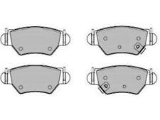 Plaquette de freins, FREIN, couverture, bloc, freins arrière Opel Zafira A F75