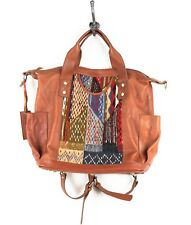 Brand New Nena & Co ONE OF A KIND MOROCCO CONVERTIBLE DAY BAG