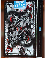 Black Dragon Series Playing Cards (Standard Edition) by Craig Maidment + Murphys