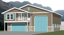 Garage Building Plans & Blueprints   eBay