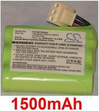 Batterie 1500mAh Pour INGENICO Sagem Monetel 1044B3N150SV3-39270, 251360788