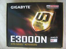 Motherboard GigaByte GA-E3000N LPT COM DDR3 PCI HDMI mini-ITX AMD APU E2 Radeon