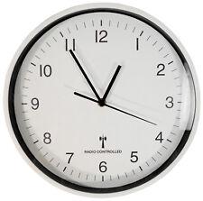 Wall Mounted 30cm Radio Controlled Clock