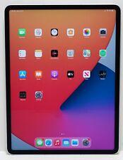 "Apple iPad Pro M1 Chip 5th Gen 128GB Wi-Fi + Cellular 12.9"" MHNT3LL/A Silver"