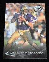 Authentic Football Card Marques Tuiasosopo Washington Huskies