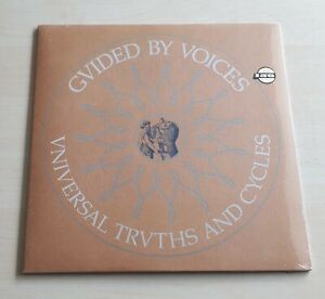 GUIDED BY VOICES Universal Truths And Cycles 2002 UK 150 gram vinyl LP SEALED