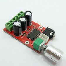 12V DC YAMAHA High-resolution Class D Board Digital Dual Channel Audio Amplifier